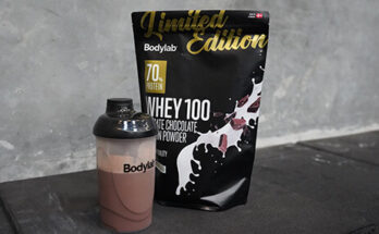 Bodylab whey 100 test